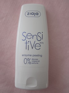 Ziaja sensitive peeling