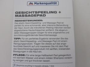 Ebelin massagepad