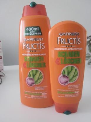 Garnier Fructis herstellende shampoo