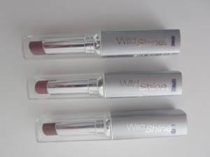 wet 'n wild lipsticks