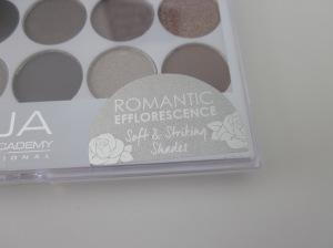 MUA Romantic Efflorescence