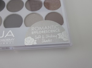 MUA Romantic Efflorescence