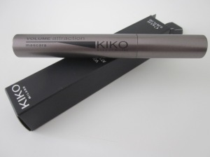 Kiko volume mascara