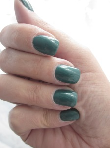 midnight green Hema