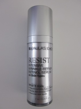 Paula's choice wrinkle resist