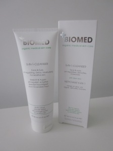 biomed cleanser