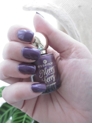 Merry Berry Purple with Purpose