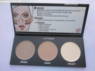 city color contour palette
