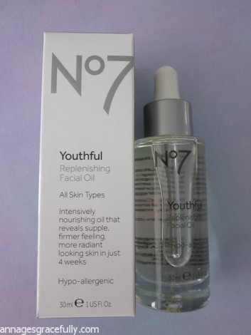 No7 Facial Oil