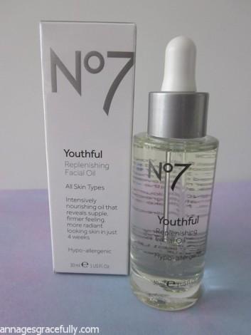 No7 Facial Oil