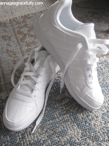 adidas Neo witte sneakers
