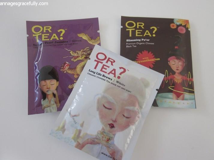 Or Tea?