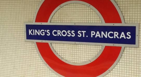 Metro station Londen