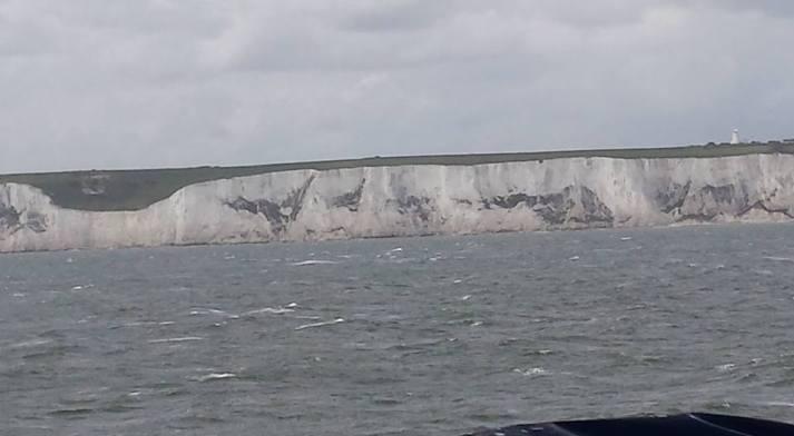 Krijtrotsen Dover