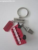 Londen sleutelhanger