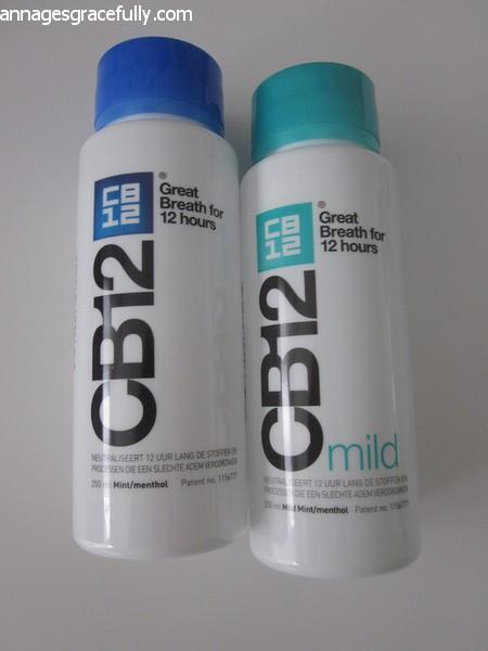 CB12 mondspoeling