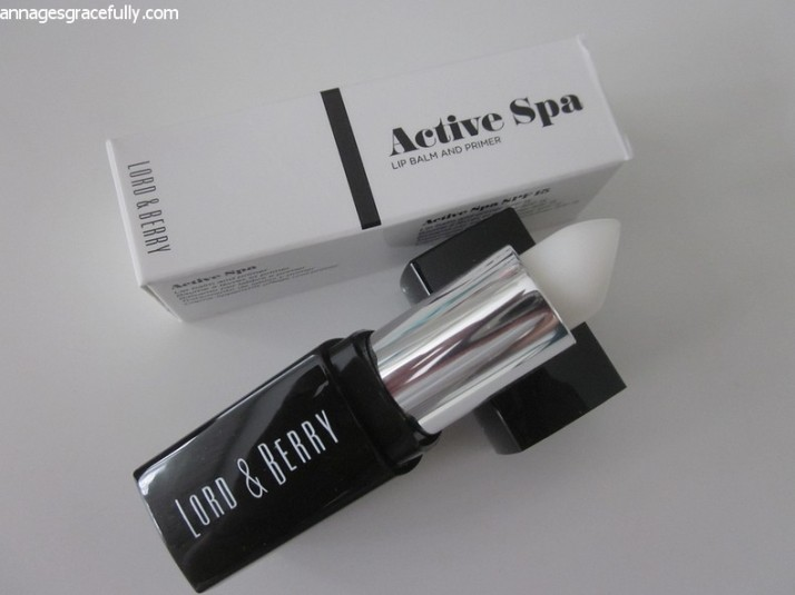 Lord & Berry active spa