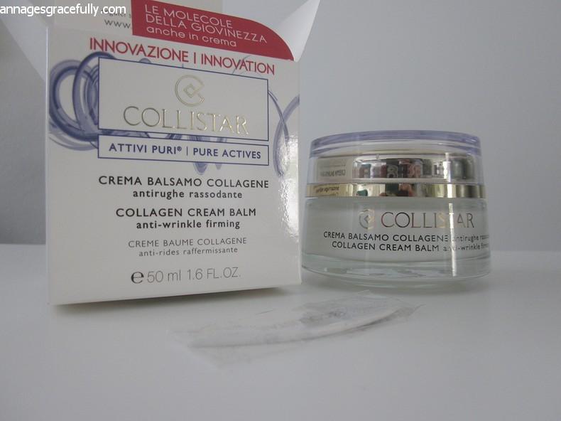 Collistar collagen cream balm