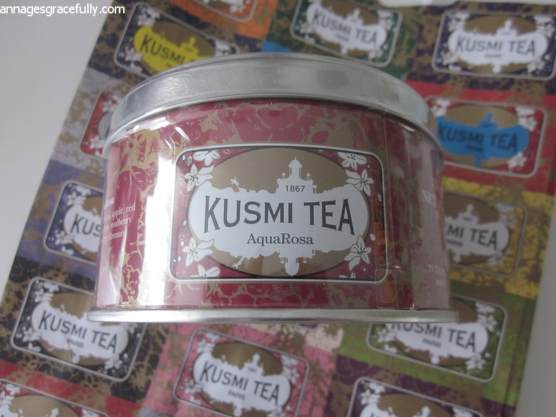 Kusmi Tea thee AquaRosa