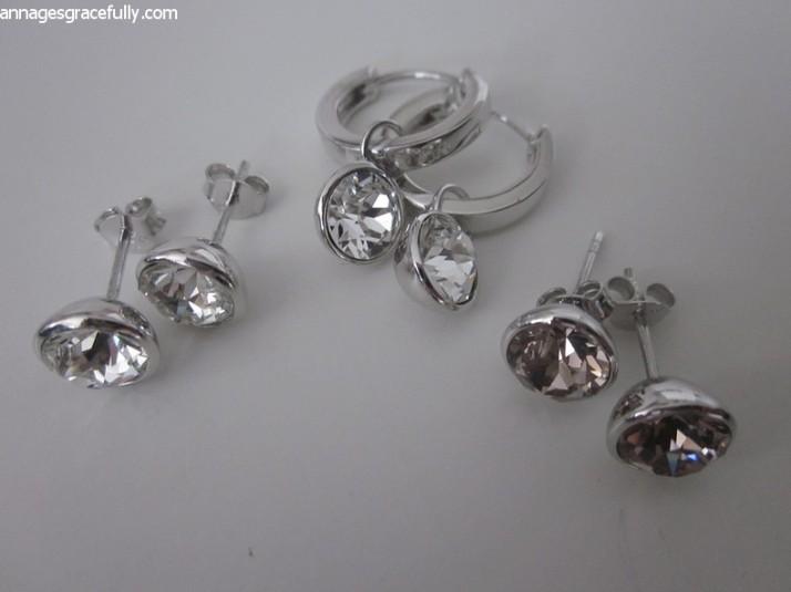 Lucardi sieraden oorbellen