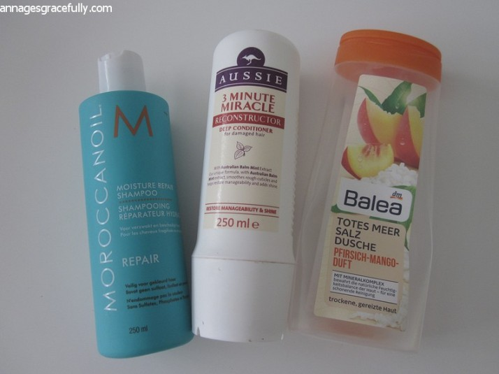 Aussie 3 minute Miracle Balea Moroccanoil