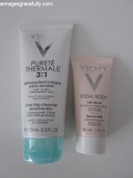 Vichy Ideal Body Purete Thermale 3-in-1