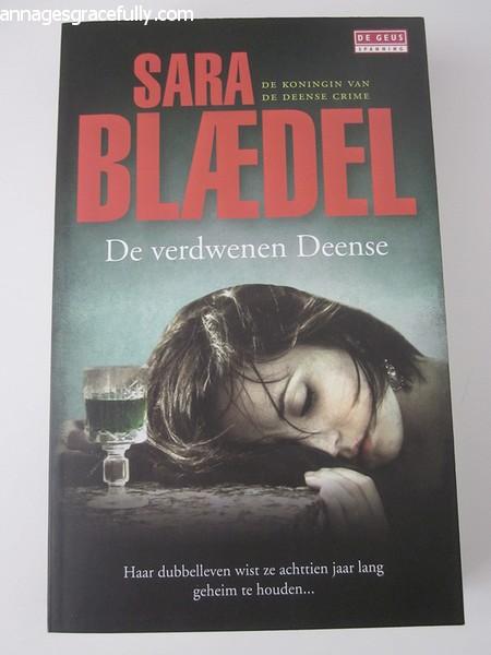 Sara Blaedel De verdwenen Deense