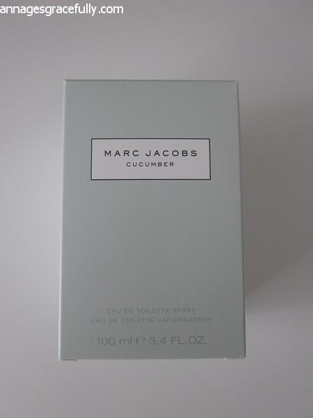 Marc Jacobs Cucumber