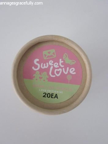 Paperclips Sweet Love