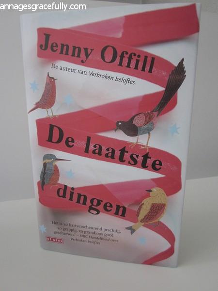 De laatste dingen Jenny Offill