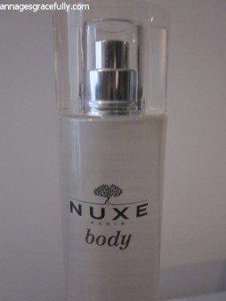 Nuxe Fragrant Water
