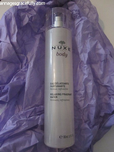 Nuxe Relaxing Fragrant Water