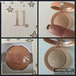 Bourjois Paris eyeshadow