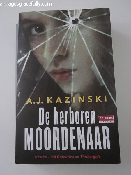 De herboren moordenaar - Kazinski