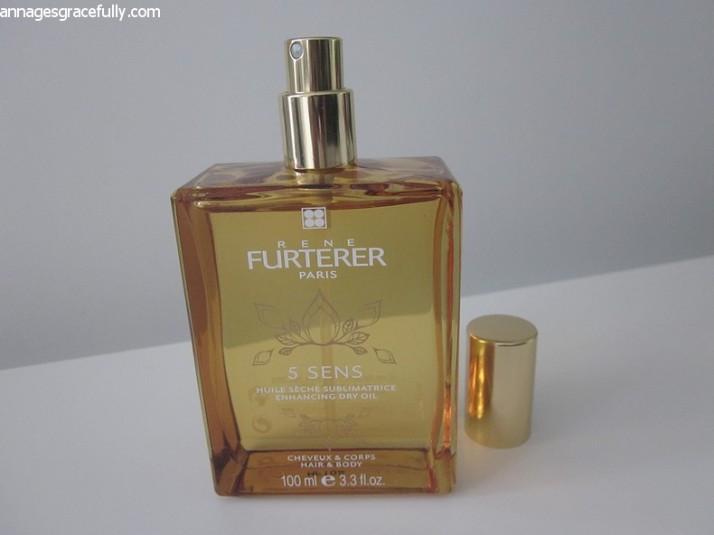 Rene Furterer droge olie