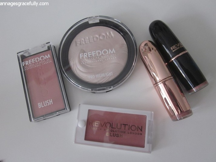 Tam Beauty make up Freedom Revolution