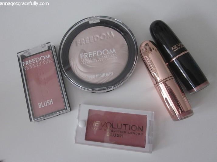 Tam Beauty make up Freedom Revolution