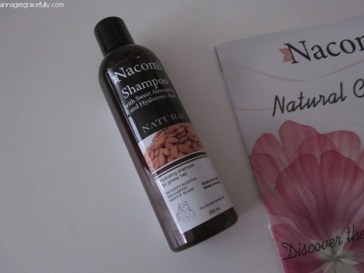 Nacomi shampoo
