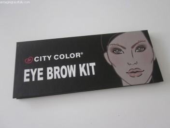 City Color Eye Brow Kit