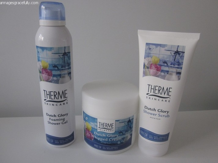 Theme skincare Dutch Glory