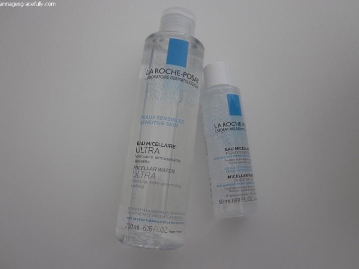La Roche-Posay micellaire water