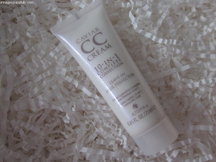 Alerna Caviar CC cream leave-in conditioner