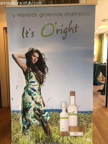 O'right shampoo