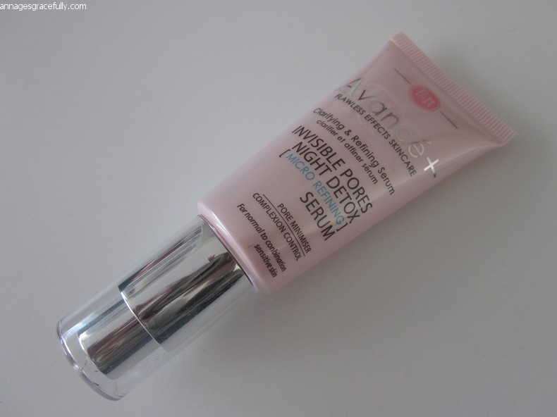 Figs & Rouge invisible pores night detox serum