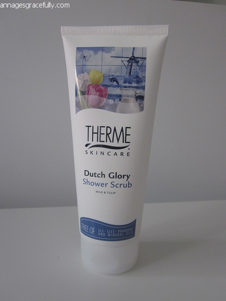 Therme Dutch Glory Shower Scrub