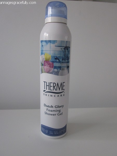 Therme Dutch Glory Foaming Shower Gel