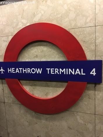 Londen shoplog