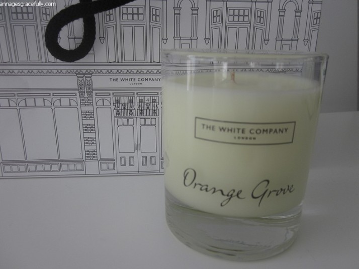 The White company Orange Grove
