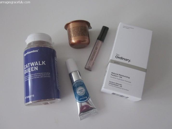 Look Fantastic Beauty box