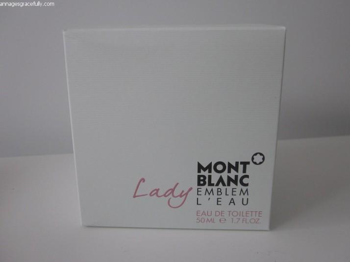 Mont Blanc Emblem Lady
